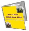 Rob & Jon's LEJOG DVD/CD