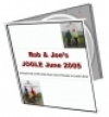 Rob & Joe's JOGLE DVD/CD