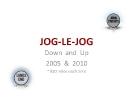 JOG-LE-JOG Presentation